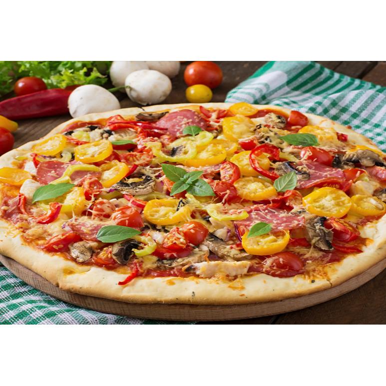 بررسی کیفیت مواد اولیه درطعم  پیتزا